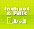 Jackpot and Fills Icon